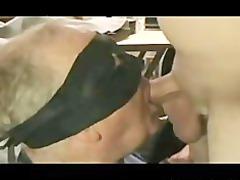 licking old man gets gang-banged gay fuck gays