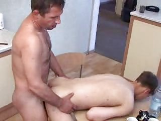 blond twink and matura gay daddy having gay on