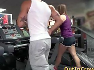gay copulate into openair gym 5 by outincrowd