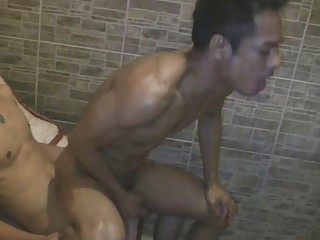 a horny bareback afternoon into gay asian
