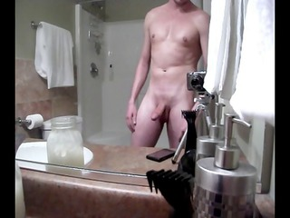 hung str8 dick with big balls!