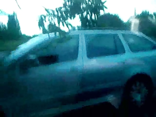 gay elderly boy into car - s11