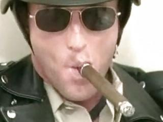 hot looking handsome gay cop exposes