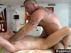 nasty gay bear assfucks twink deep and uneasy