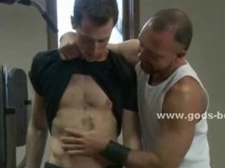 gay adult movie star master uses his kink