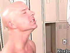 busty and sexy jocks gang-banging tight part5