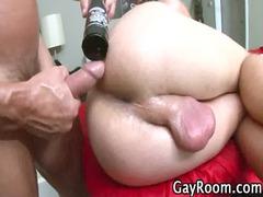 gayroom uneasy ass massage