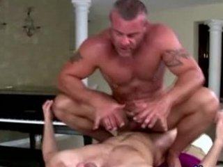 straight boy gangbangs gay hunks arse and gives