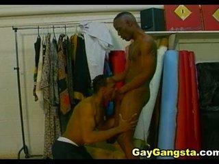 smoking brown gay ass gangbanging