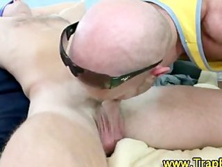 blindfolded tricked straight guy acquires gay
