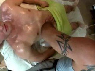 gay straight penis massage seduction