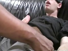 ebony and clean blindfolded gay porn