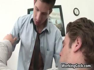 jordan brown gets his firm penis sucked gay porn