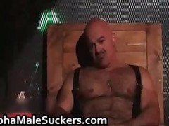 hirsute butch grand and ray stone piercing part5