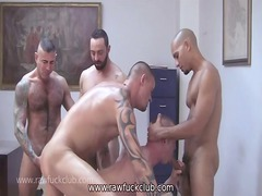 hungry arse acquires breeded