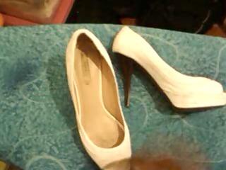 shoe cumshots