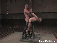 extreme tough gay bondage gay porno