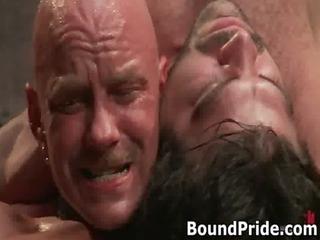 brenn and chad inside extreme gay bondage gay boys