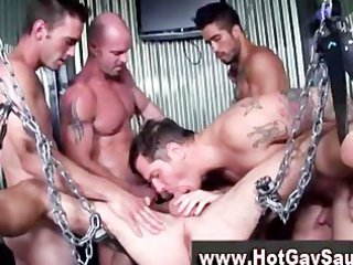 gay amateurs have a group group sex bdsm fashion