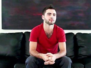 man obtains an asspounding during a gaycasting