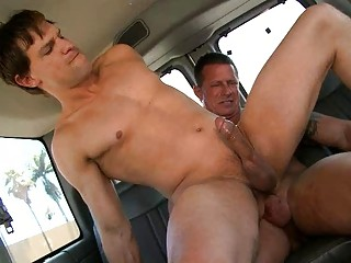 desperate gay fella drives straight uneasy  tool