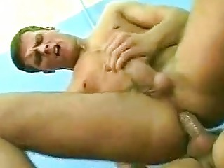 surprise shower gay bottom porn
