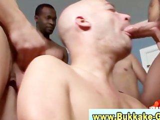 bukkake loving young gay