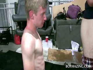 gay giving bj acquires jizzshoted