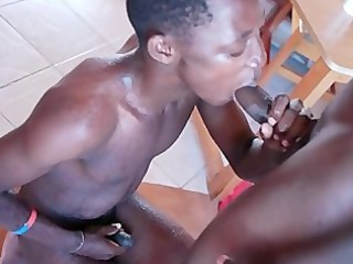 black african gays on bareback and pissing