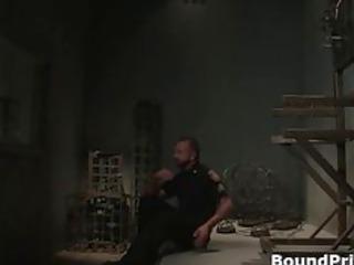 josh and cj into busty extreme gay bondage part1