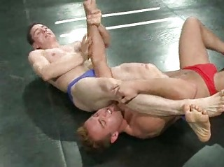 gay wrestling match decides who aspiration takes