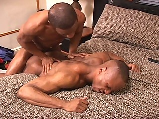 two bodybuilder gay dudes with go