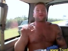 gay caught licking straight cock
