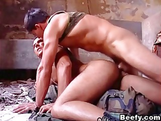beefy army gaymen strong oat drilling
