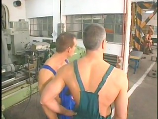 two fuckers sucking and banged into ana_ gaynet